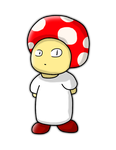 Toad by Pixelord56