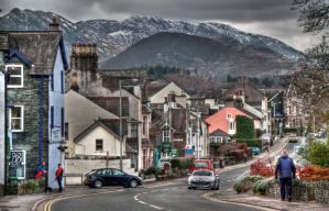 Keswick Cumbria by Rebacan
