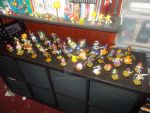 My Amiibo collection as it stands so far by dburch01