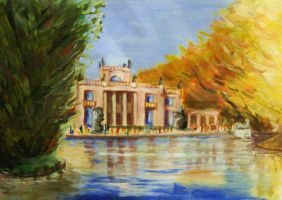 Palace on the Water by LuuPetitek