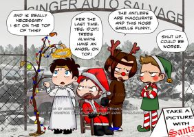 So this is christmas... by KamiDiox