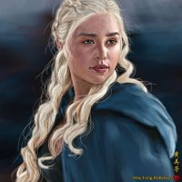 Khaleesi by MayFong