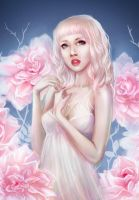 White Magnolia by MuffinChaser