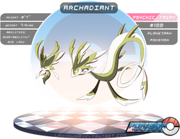 #100: Archadiant by Lanmana