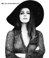 Lana Del Rey PNG# by PS-ID