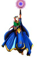 AOL Zelda Spellcasting by crazyfreak
