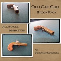 Old Cap Gun Stock Pack by BohemianResources