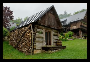Charming - Old Country Cottage by skarzynscy