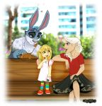 Meeting Sophie by Boxjelly1