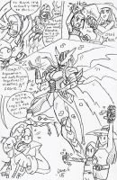 Commish: Fusion Confusion by BlueIke