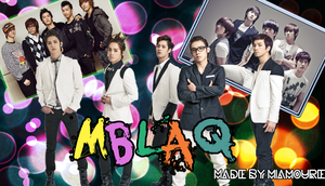 MBLAQ Wallpaper by MiAmoure