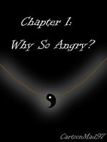 Kariudo - Chapter 1 Cover by CartoonMad97