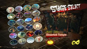 SSFIV AE - Deserted Temple - Give Geese a Kiss by minol