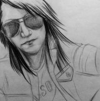 Mr Ashley Sketch by KatarinaAutumn