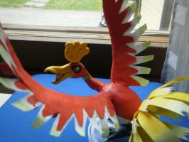 fixed ho-oh by ChibiLinda