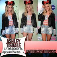 Photopack 60: Ashley Tisdale by PerfectPhotopacksHQ