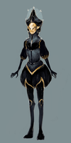 New moon Bishop auction closed by ElkaArt
