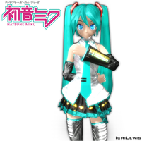 [MMD] V-Photo Series 05 | Miku Hastune by IchiLewis