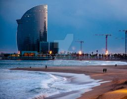 Barcelona - 1 by SoundOfSilence87