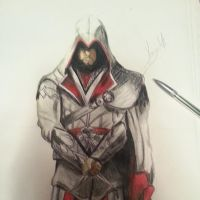 ezio Auditore by AceArtz1001
