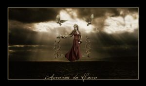 Ascension to Heaven by Sicsaxion-