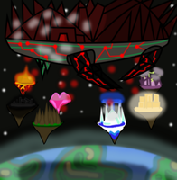 Archemchlimede -Z's evil palace of ragnarok- by SelTheQueenSeaia