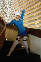 Fionna from adventure time by neoangelwink