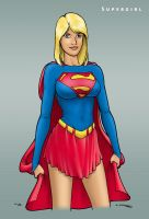 Supergirl by studiozio