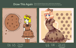 Draw this Again: Cookie Rin by Luumies