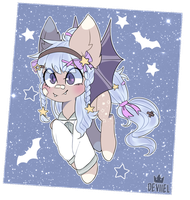 What a cute pony! by Deviiel