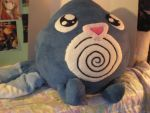 Poliwag by cosmiccrittercrafts