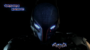 Batman: Arkham Knight Character Wallpaper by Jarminx