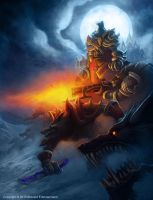 Rise Of Lycan by n2c