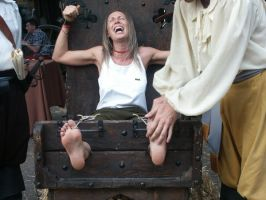 Renaissance fair tickling by holeysockslover4000