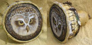 Eve's Owl by wendyf
