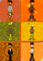 Jack Alternate Outfits by Padfoot12111