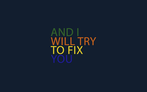 Fix You by rev-olution