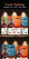 Charity and Donation Flyer Templates by Designhub719