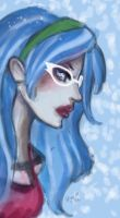 Monster High - Ghoulia Yelps by Ninami