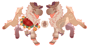 (Holiday Auction) Sleigh Bells (closed) by Mynosylexia