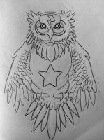 Owl by StardogChampion94