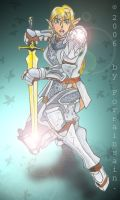 Paladin version by Forsain