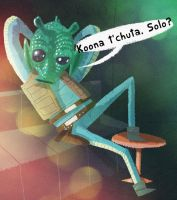 Greedo by peerro