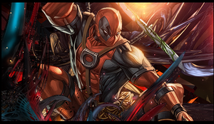 DeadPool - Decisive Battle by isma92