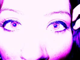 my eyes see through your lies. by mandee-was-here