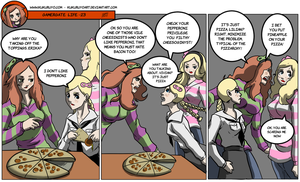 Gamergate life 23 by KukuruyoArt