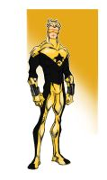 Booster Gold by thejason10