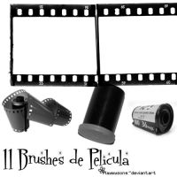 13 Brushes de Pelicula by playmysong