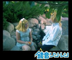 Vocaloid: With My Onii-chan... by ChibiRiceCosplay