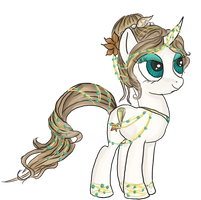 Point Adopt: Beach Themed Pony CLOSED by Blesses